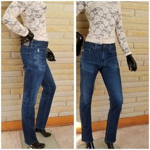 AG Slim Straight Jeans